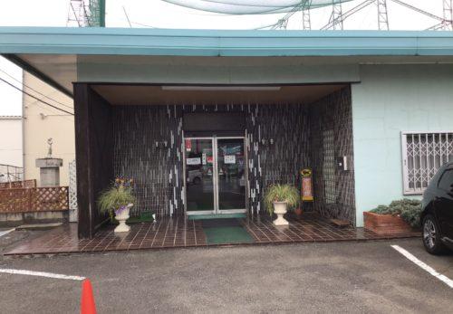 関越ゴルフセンターの外観
