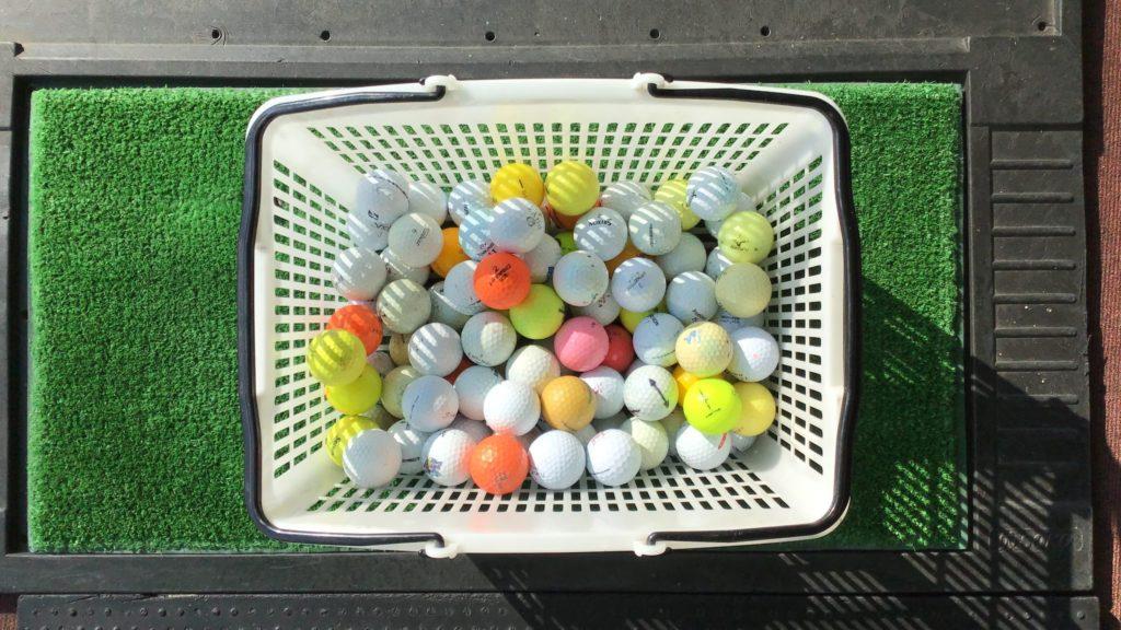 東松山ゴルフセンターボール